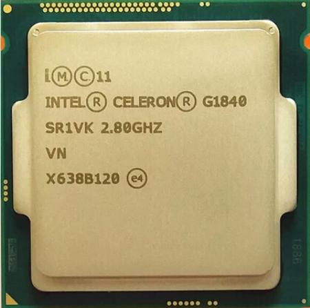 Intel/英特尔 G1840 散片 CPU 四代 1150 双核2.8G