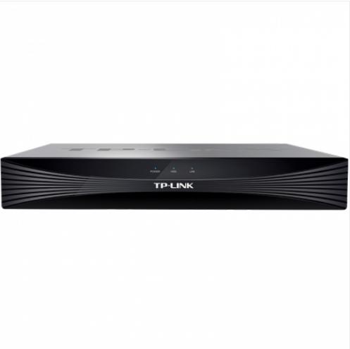 TP TL-NVR6108PX H.265 PoE 8路-16路单盘 网络硬盘录像机支持800W