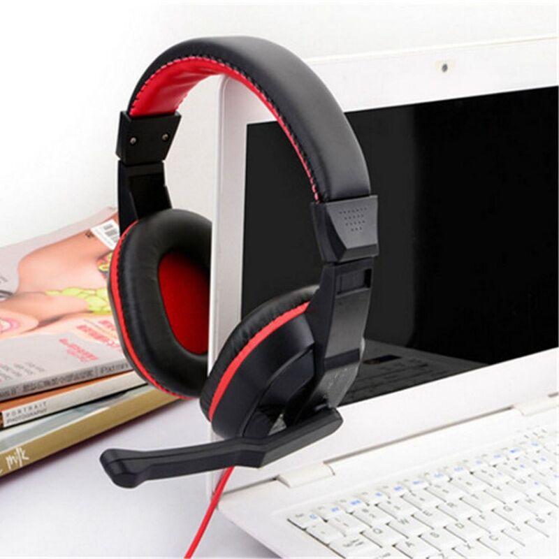 梅赛德A3头戴式笔记本台式电脑耳机游戏耳麦带麦克风话筒