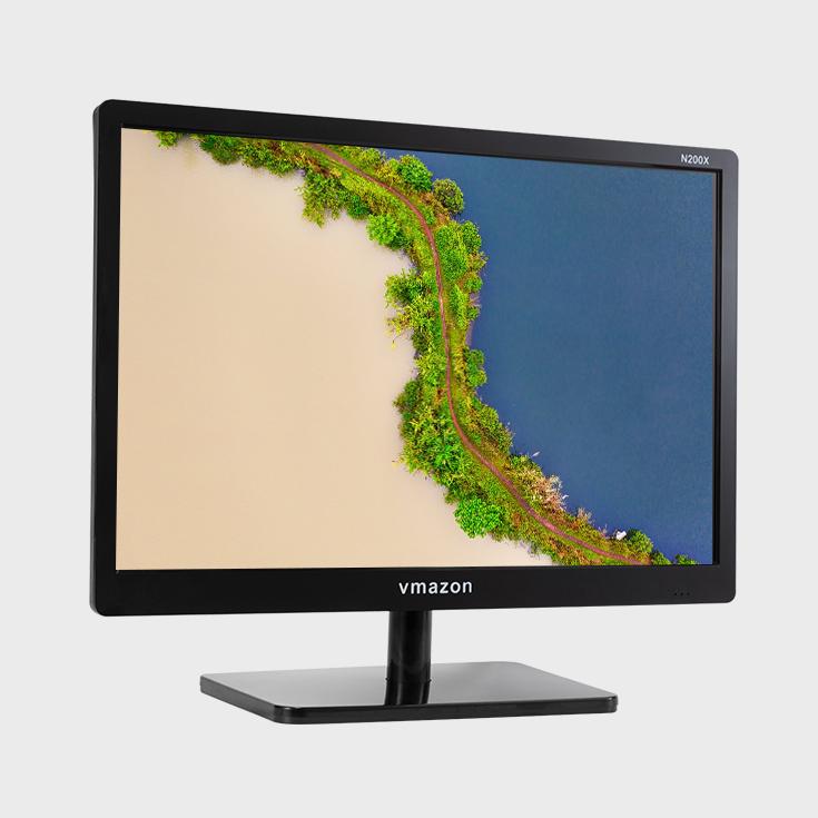 威马逊19英寸液晶壁挂监控显示屏家用游戏办公台式电脑显示器屏幕