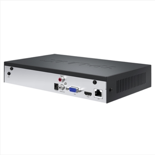 TP TL-NVR6104PX H.265(4路POE) 6路 网络单硬盘录像机